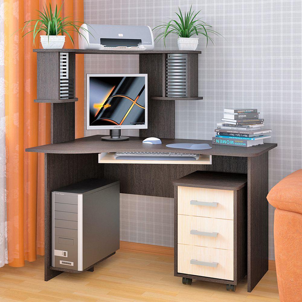 интересный угловые компьютерные столы фото коллекции